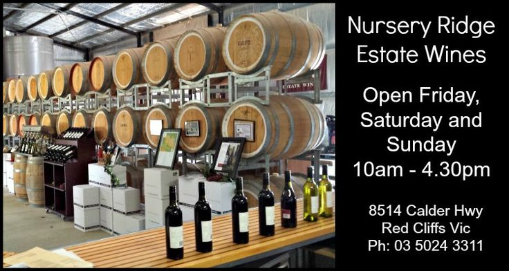 This Free weekly update was sponsored by Nursery Ridge Estate. Mention you saw this on Your Mildura and you will receive a 25% discount on your purchase this Friday Saturday and Sunday only!!
