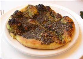 Arabic Food Recipes: Manakish Recipe