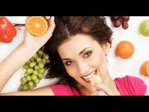 10 vegetables and fruits for glowing skin - YouTube
