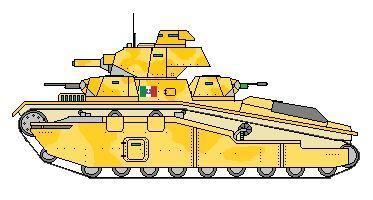 Carro Pesante Ansaldo P75: Fu un progetto che andò ha scontrarsi con il prototipo del carro P40, ma alla fine perse. Era dotato di una corazza che arrivava da 75mm (la torretta) a 65mm (il fronte del carro) a 50mm ( i lati) a 25mm (il fondo). Era armato con due mitragliatrici da 8mm (posteriori) a una da 20mm (anteriore), nonchè un cannone da 75/18 (oppure un 90mm); la velocità era di 45 km/h e l'equipaggio era di 5/6 persone.