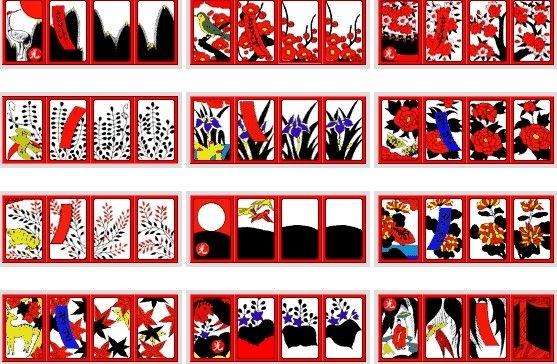 hwatu card images | Cookie Inspiration - Chinese/Korean ...