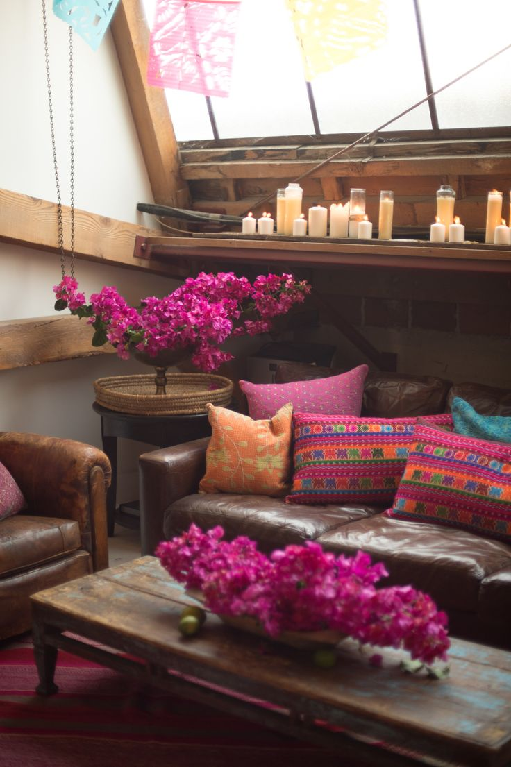 Mexican Living Room Furniture 17 Best Ideas About Bright Colored Rooms On Pinterest Kids