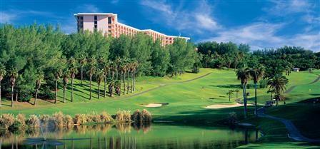 Bermuda Golf Vacation: Bermuda Golf Courses at Fairmont Southampton Hotel
