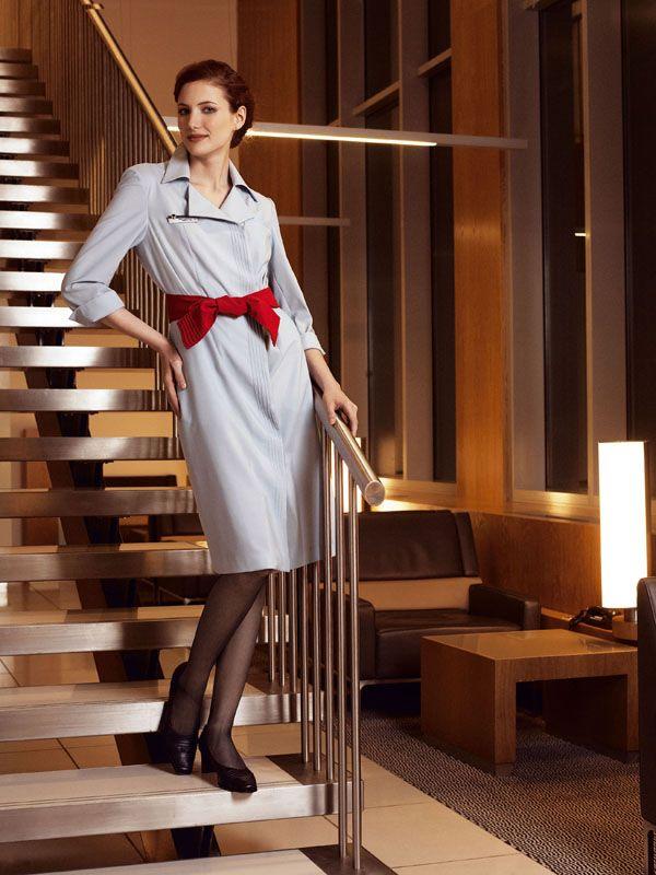 1356 best aw uniforms women images on pinterest business for Spa uniform france