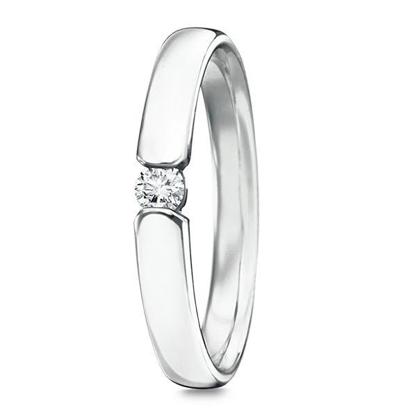 ジュエリーブランドTASAKI BRIDAL 結婚指輪 INNOCENTE 1 Stone イノチェンテ 1 ストーン
