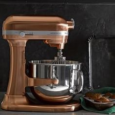 KitchenAid® Pro Line® Copper Stand Mixer, 7 Qt.- looks perfect in my newly remodeled kitchen!!!