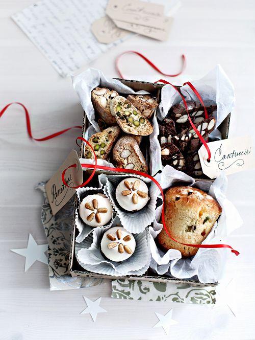 Christmas Cookie Swap Exchange. Image. Cantuccini