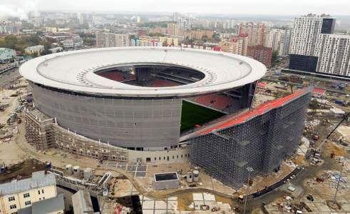Conoce el Ekaterinburg Arena, el estadio más extraño que tendrá el Mundial de Rusia 2018 - Diario La Prensa