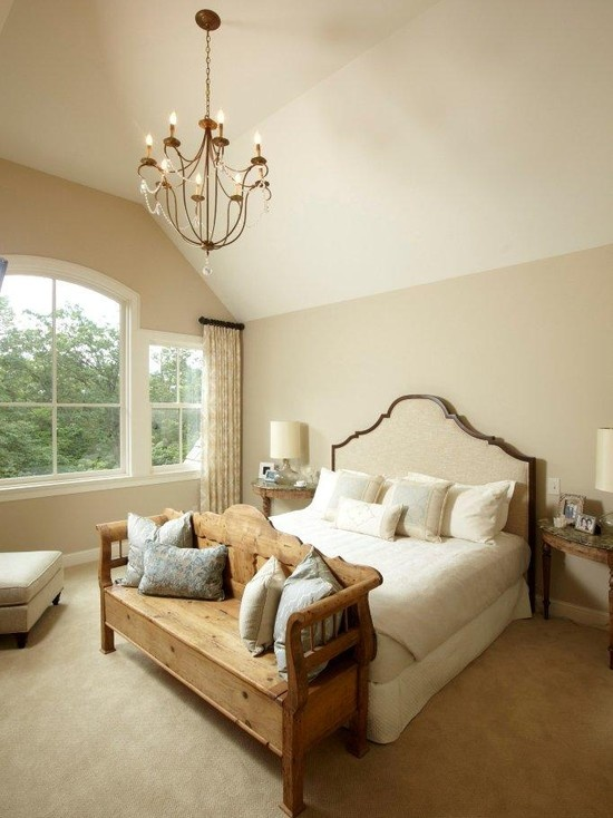 Traditional Bedroom Neutral Serene Symetrical Design, Pictures, Remodel,  Decor And Ideas   Page