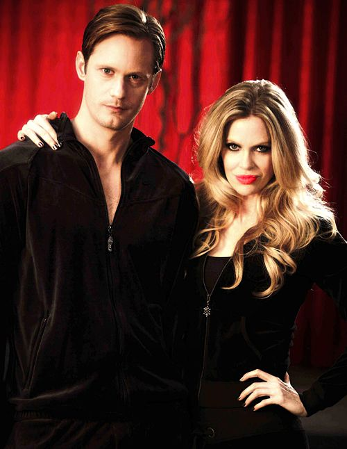 Eric and Pam ~ True Blood
