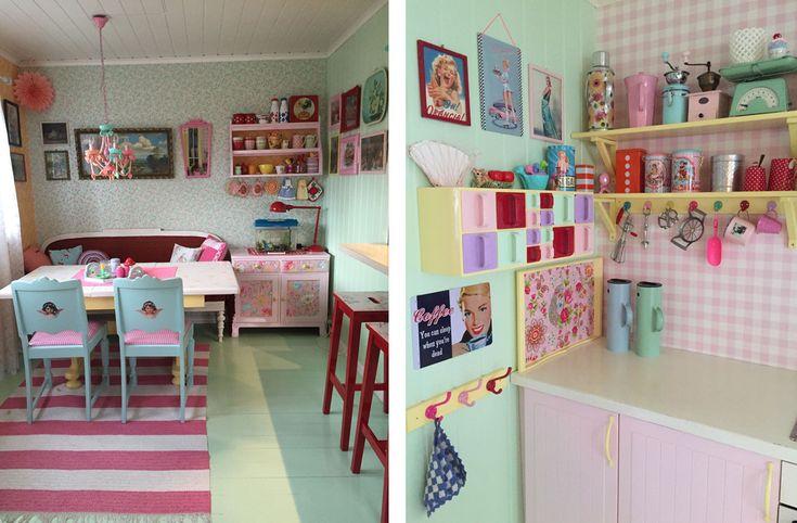 Kjøkken farger