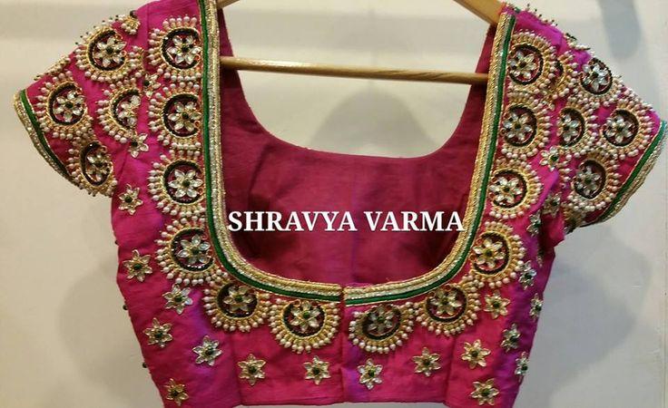 blouse back neck designs | boutiquesareeblouse.com