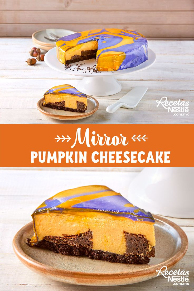 Cake nature fast and easy - Clean Eating Snacks Recipe For Teens, Pumpkin Cheesecake, Savoury Cake, Clean Eating Snacks, Easy Meals, Appetizers, Halloween, Ethnic Recipes, Desserts