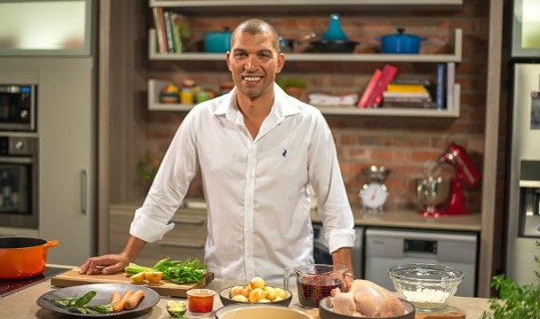Boeber with Caramelised Mango : Food : The Home Channel