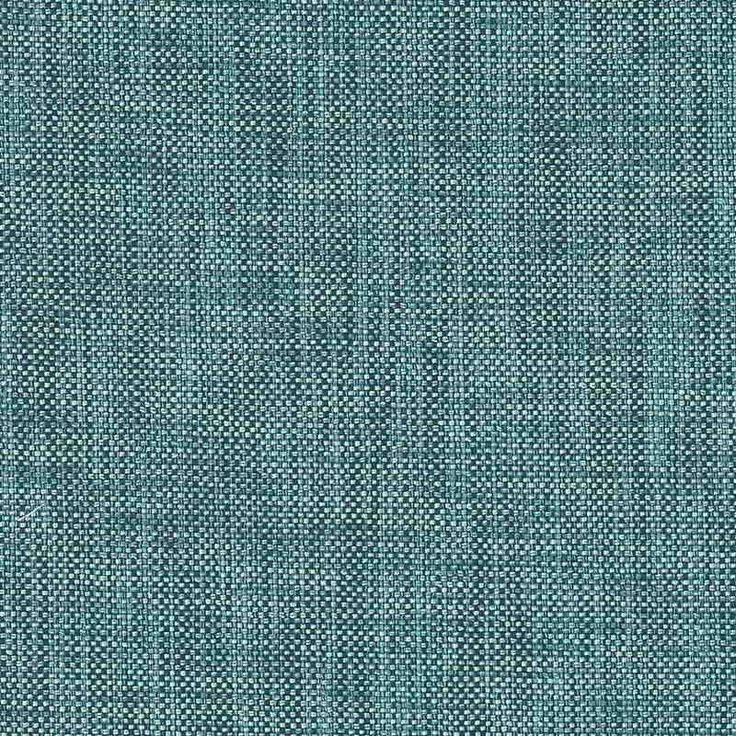 Warwick Fabrics : BLAZE, Colour TURQUOISE