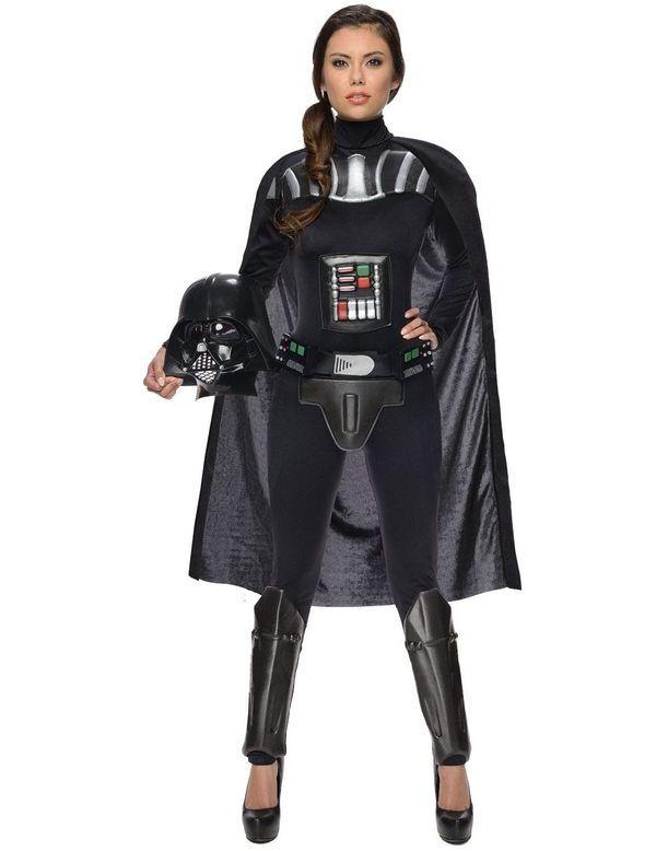 Adult Star Wars Female Darth Vader Costume
