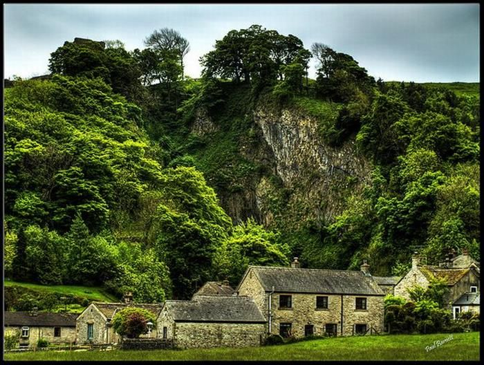 Vilarejos Ingleses Que Valem a Visita Castleton, Peak District National Park