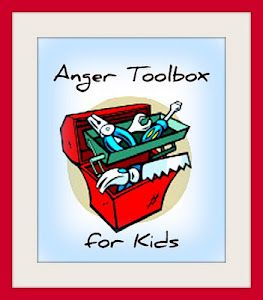 Our Anger Management Toolbox for Kidsis another resource that provides an introduction to our anger management system for kids. It's FREE and you can access our MP3 download, printables and more here ... you have so SIGN UP FIRST.