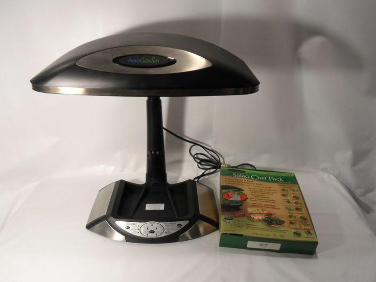 Aero Garden Pro 100 Hydroponic Grower Indoor Growing 640 x 480