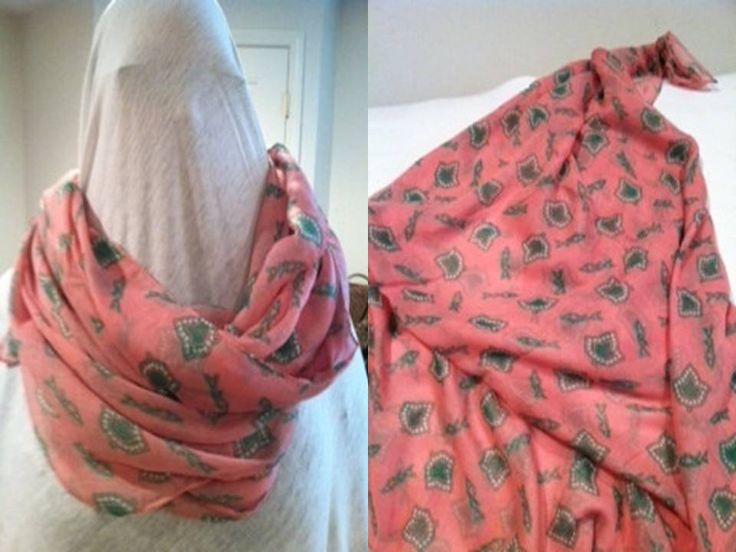 oversized scarf with alpha kappa alpha symbols amp letters