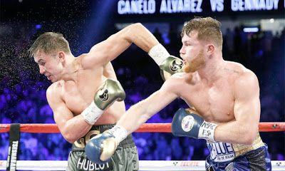 Boxeo: Las Vegas será sede de la pelea entre Canelo y Golovkin