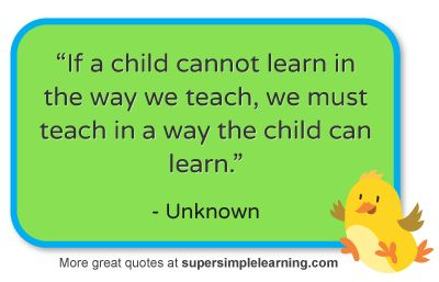More great quotes at www.supersimplelearning.com