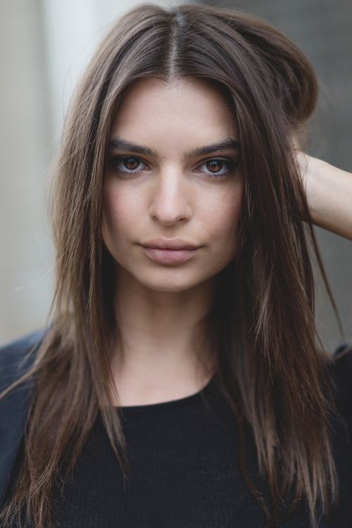 Emily Ratajkowski   my #1 beauty icon right now