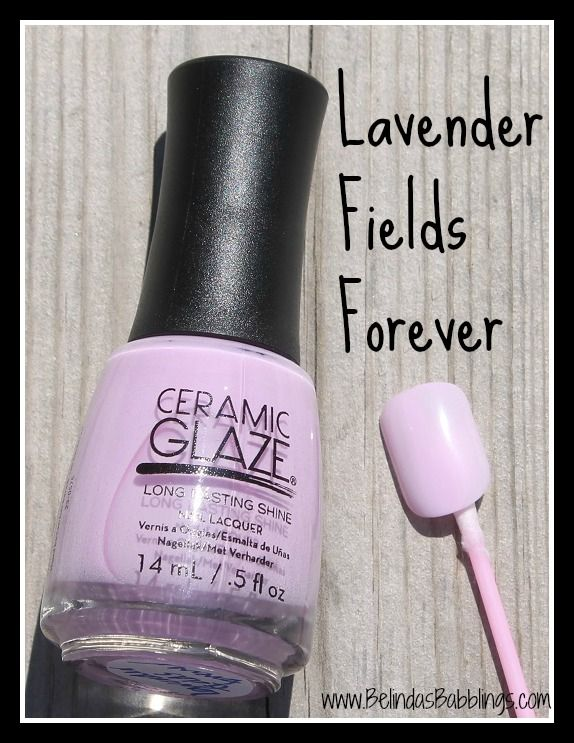Lavender Fields Forever Swatch