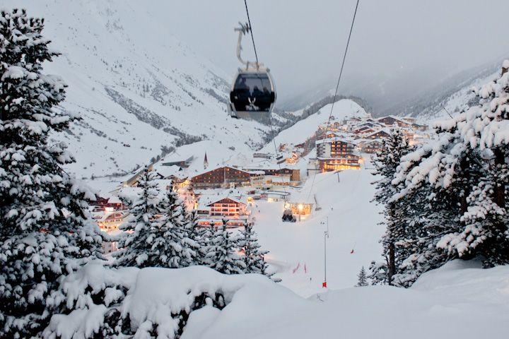 Hotel Regina Austria #Obergurgl - Christmas Time