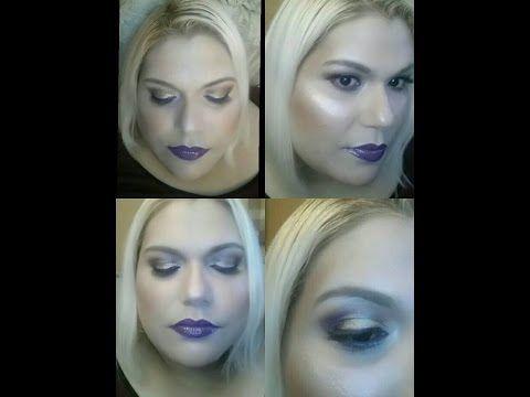 Glam Makeup / Maquillaje Glamoroso