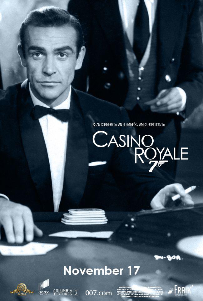 james bond auto in casino royal