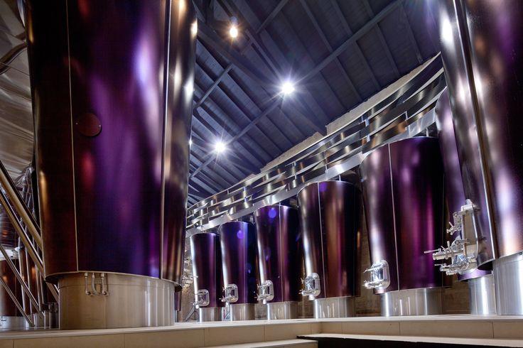 Venez découvrir l'unique cuvier du château la Gaffelière en réservant votre visite sur Wine Tour Booking