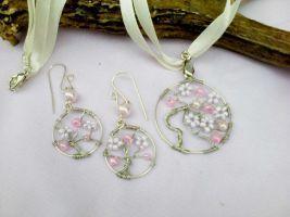 Spring tree jewelry by Mirtus63