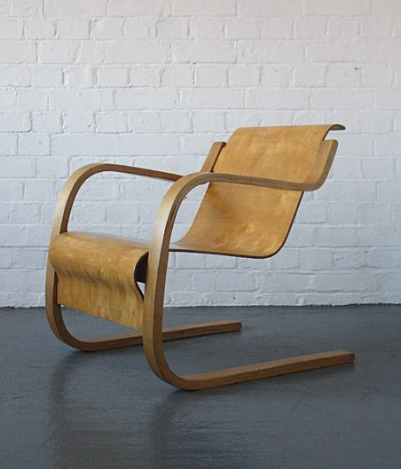 Alvar Aalto 31 chair Finmar | Modern Room - 20th Century Design