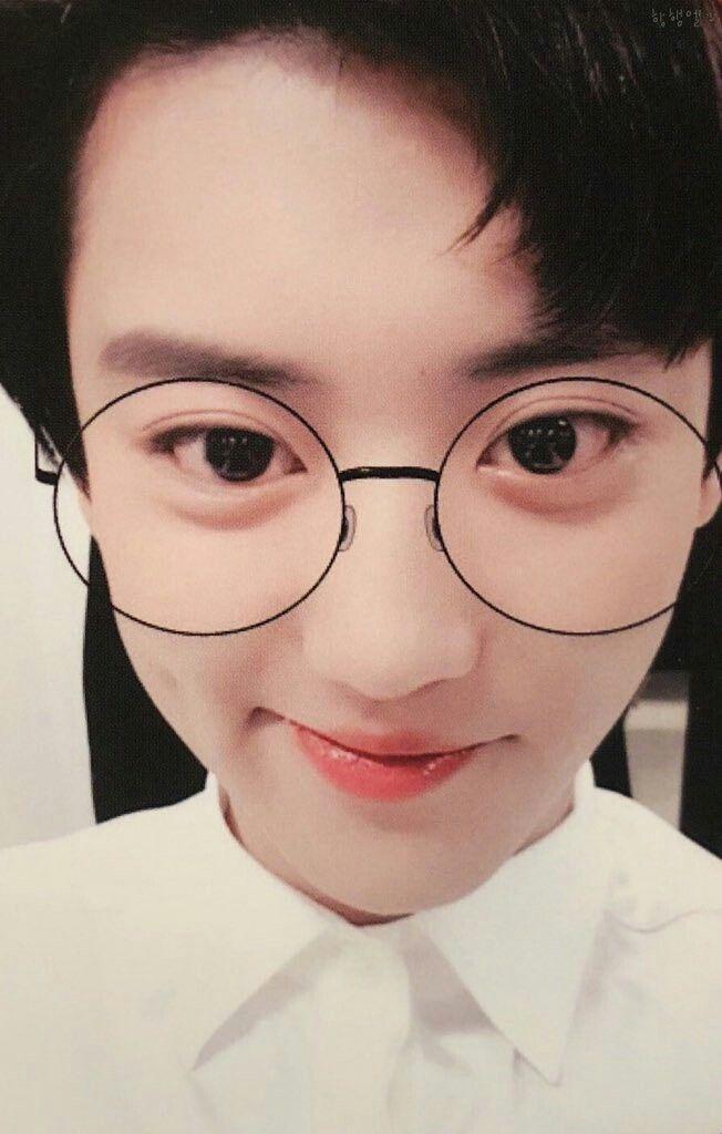 "[SCAN]  #EXO Photocard - ""Universe"" #CHANYEOL"