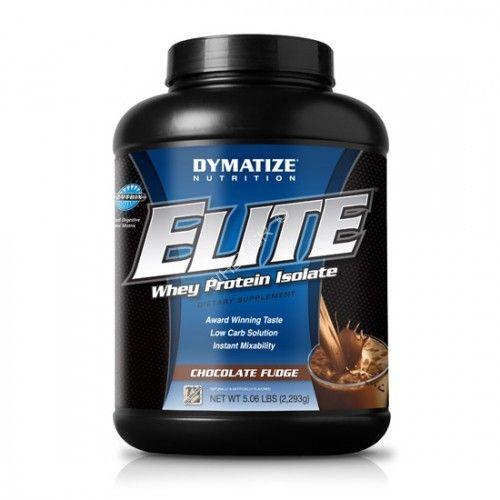 Whey Protein Elite 5 lbs (2268g) DYMATIZE NUTRITION