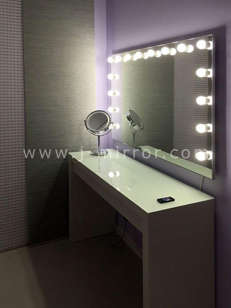 Гримерное зеркало Hollywood :: j-mirror.ru
