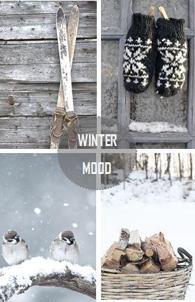 moodboard - winter mood.. voor meer inspiratie www.stylingentrends.nl of www.facebook.com/stylingentrends