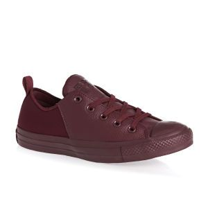 Converse All Star Lo Shoes - Deep Bordeaux   Free UK Delivery*