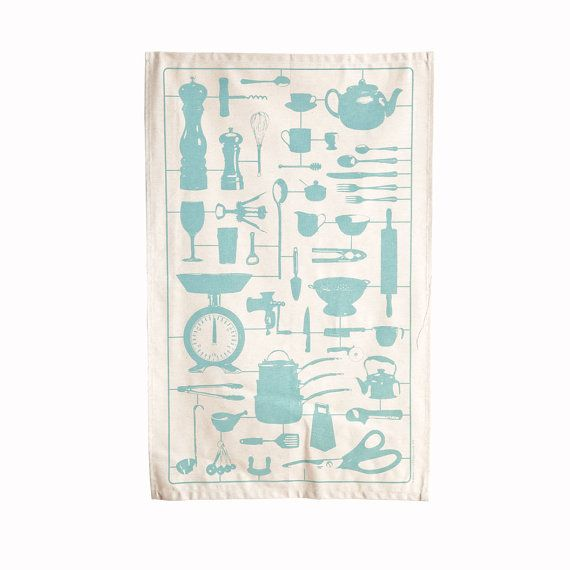 Airfix Kitchen Dish Cloth (Tea Towel)