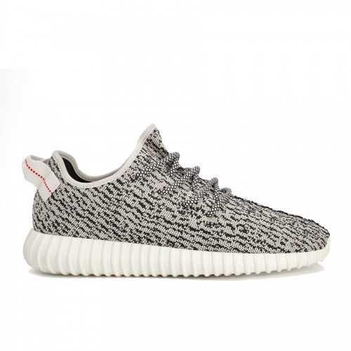 Adidas Yeezy 350 Boost Low Grey/Black-White (Men Women)