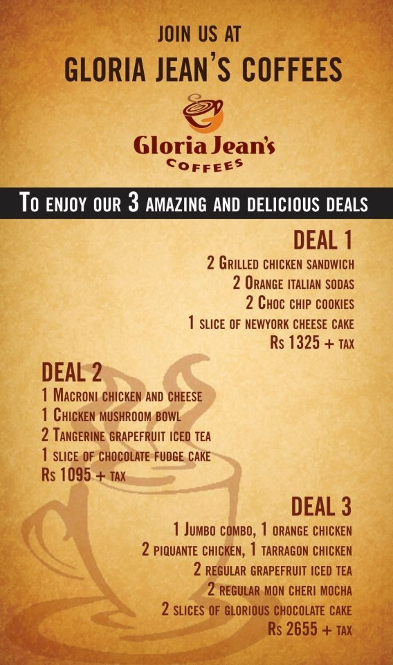 Gloria Jeans just made you an offer you can't refuse ;)