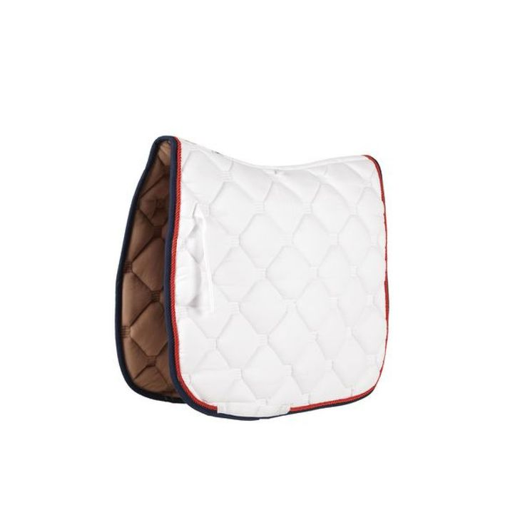 ROMA ECOLE OCTAGON QUILT DRESSAGE PAD