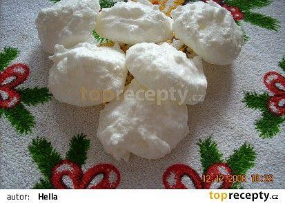 Kokosky dělané lžičkou