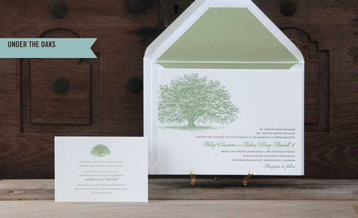 17 best images about jobs sm wedding invites on pinterest olivia scriptura letterpress wedding invitations with a new orleans flair stopboris Gallery