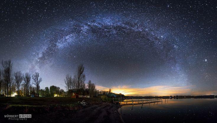 Vadkert lake, Hungary