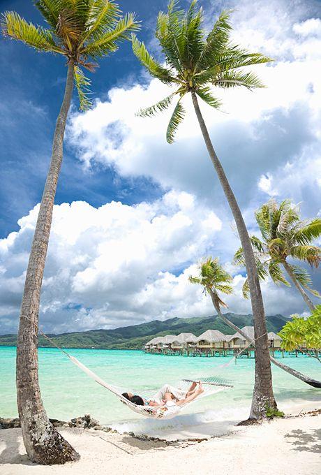French Polynesia: One of Bride Magazine & Virtuoso's 20 Best Honeymoon Destinations in the World