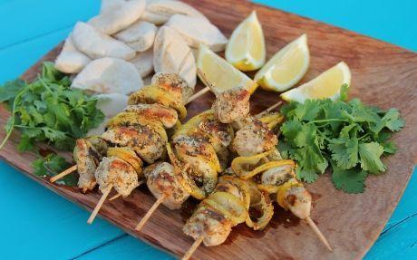 Chicken Kebabs Recipe by Siba Mtongana