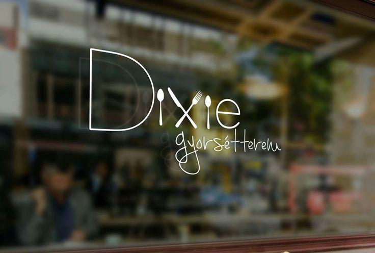 Dixie logó 2. verzió
