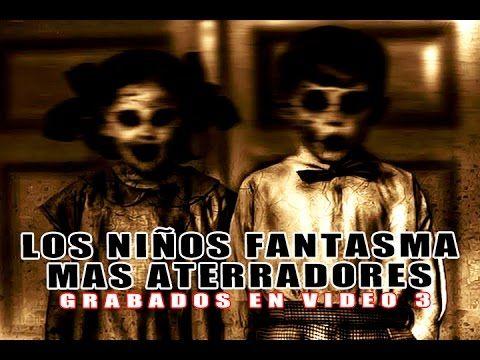 Los Niños Fantasma Mas Aterradores Grabados en Vídeo #3 l Pasillo Infinito
